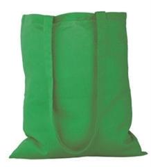 Vrečka bombažna Gisee, zelena