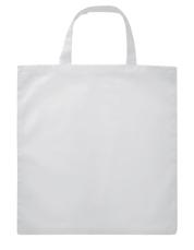 Vrečka bombažna Basic Short, bela