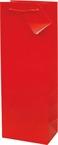 Darilna vrečka za steklenice Mat Bottle, rdeča