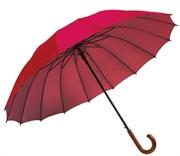 Dežnik Solon, rdeča