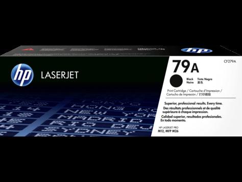 Toner HP CF279A 79A (črna), original