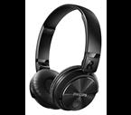 Slušalke Philips SHB3060BK, brezžične, črna