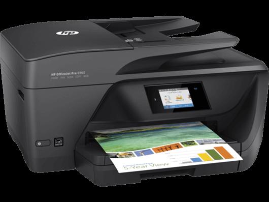 Večfunkcijska naprava HP Officejet Pro 6960 (J7K33A)