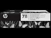 Tiskalna glava HP C1Q10A nr.711, original