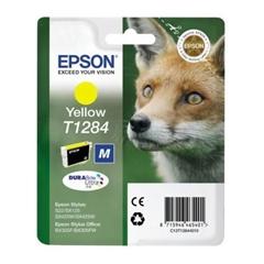 Poškodovana embalaža: kartuša Epson T1284 (rumena), original