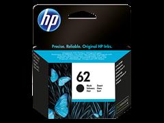 Kartuša HP C2P04AE nr.62 (črna), original