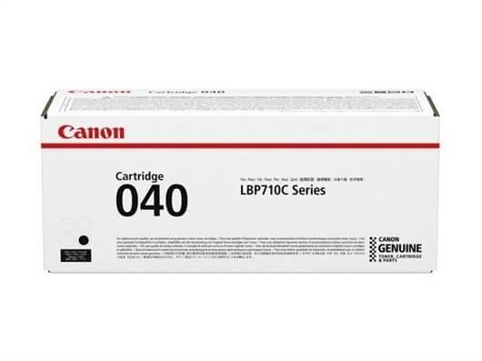Toner Canon CRG-040 BK (0460C001AA) (črna), original