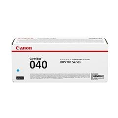 Toner Canon CRG-040 C (0458C001AA) (modra), original
