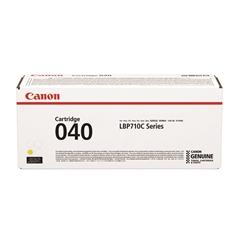 Toner Canon CRG-040 Y (0454C001AA) (rumena), original