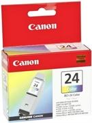 Poškodovana embalaža: kartuša Canon BCI-24C (barvna), original