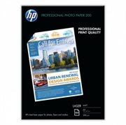 Foto papir HP Q6550A, A4, 100 listov, 200 gramov