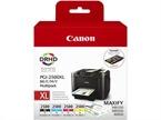 Komplet kartuš Canon PGI-2500XL (BK/C/M/Y), original +  DARILO: kalkulator