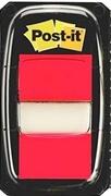 Označevalec Post-it 680, 3M, rdeča