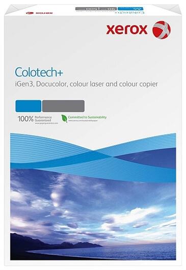 Fotokopirni papir Xerox Colotech SRA3, 250 listov, 200 gramov