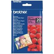 Foto papir Brother A6, 20 listov, 190 gramov