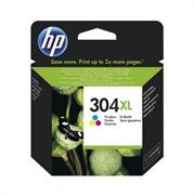 Kartuša HP N9K07AE nr.304XL (barvna), original