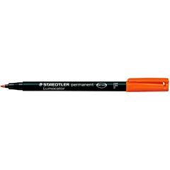 Marker Staedtler 318-4 F, oranžna