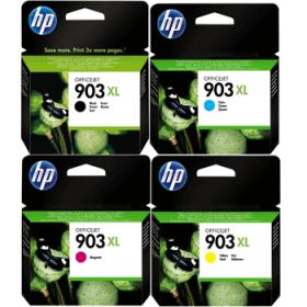 Komplet kartuš HP nr.903XL (BK/C/M/Y), original