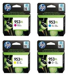 Komplet kartuš HP nr.953XL (BK/C/M/Y), original