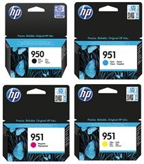Komplet kartuš HP nr.950/951 (BK/C/M/Y), original