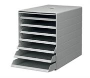 Predalnik Idealbox Plus, siva