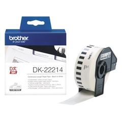Etikete Brother DK-22214, neskončne, 12 mm x 30,48 m, original