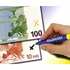 Pisalo detektor euro bankovcev Olympia 3702