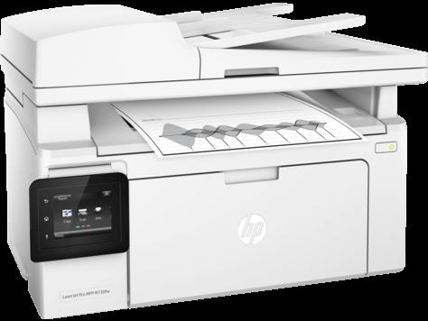 Večfunkcijska naprava HP LaserJet Pro M130fw (G3Q60A)