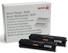 Poškodovana embalaža: toner Xerox 106R03048 (3020/3025) (črna), dvojno pakiranje, original