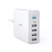 Namizni polnilec USB Anker PowerPort+ 5, 5 vhodov