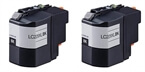 Kartuša za Brother LC229XLBK (črna), dvojno pakiranje, kompatibilna