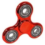Krazy Fidget Spinner Chrome, rdeča