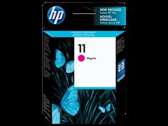 Poškodovana embalaža: kartuša HP C4837AE, nr.11 (škrlatna), original