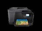 Poškodovana embalaža: večfunkcijska naprava HP Officejet Pro 8710 (D9L18A)