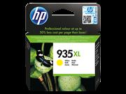 Poškodovana embalaža: kartuša HP C2P26AE nr.935XL (rumena), original