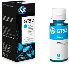 Črnilo za HP GT52 (M0H54AE) (modra), original