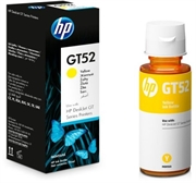 Črnilo za HP GT52 (M0H56AE) (rumena), original