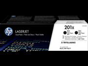 Toner HP CF400XD / 201X (črna), dvojno pakiranje, original