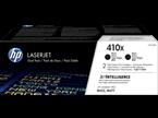 Toner HP CF410XD 410X (črna), dvojno pakiranje, original
