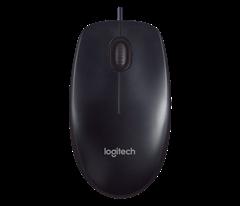 Miška Logitech M90, USB, optična, žična