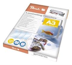 Žepki za plastificiranje (A3), 125 mic, 100 kosov (PP525-01)