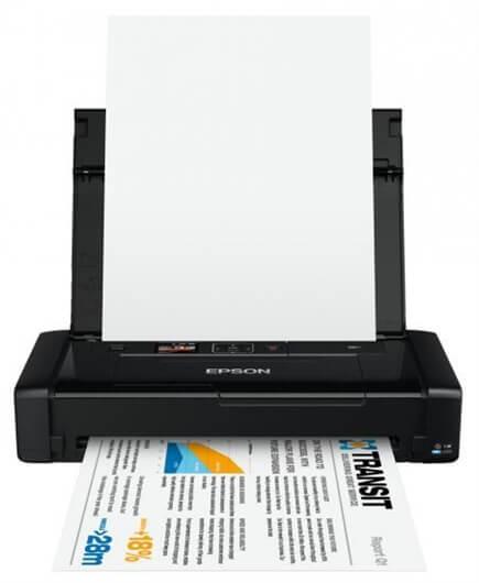 Prenosni tiskalnik Epson WF-100W (C11CE05403)