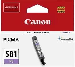Kartuša Canon CLI-581PB (foto modra), original