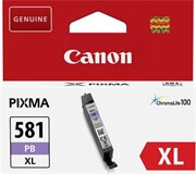 Kartuša Canon CLI-581PB XL (foto modra), original