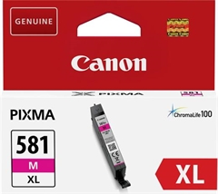Kartuša Canon CLI-581M XL (škrlatna), original