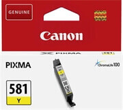 Kartuša Canon CLI-581Y (rumena), original