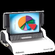 Aparat za špiralno vezavo (plastična) Fellowes Pulsar E300, električni