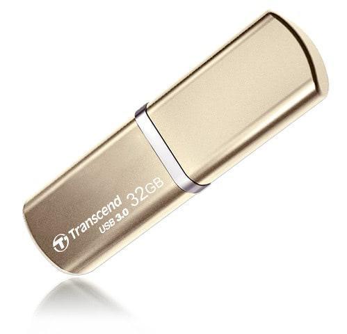 USB ključ Transcend, 32 GB, 820, bakreno zlat