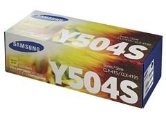 Toner Samsung CLT-Y504S (rumena), original