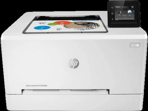 Tiskalnik Hp Color Laserjet Pro M254dw Printink Si